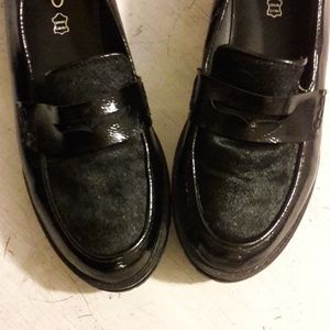 ALDO Patent Leather Loafers